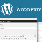 Создание сайта-визитки на WordPress